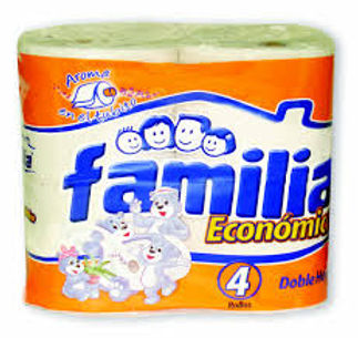 Papel Higiénico Familia Económico x 12u.