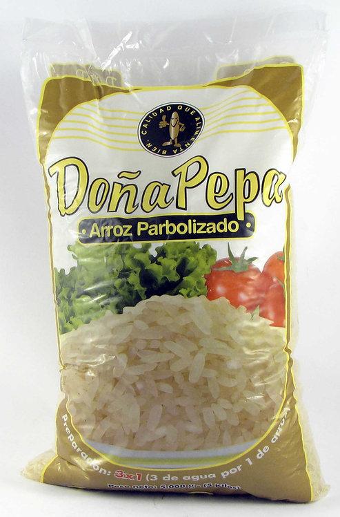 Arroz Precocido Doña Pepa