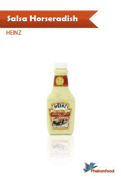 Salsa Horseradish Heinz