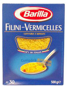 Felini Vermicelles (Cabello de Angel Barilla)