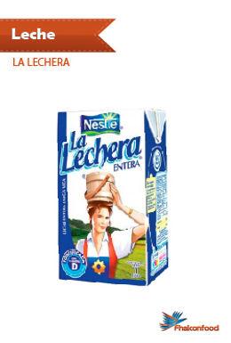 Leche La Lechera