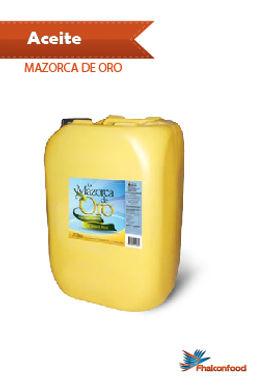 Aceite Mazorca de Oro
