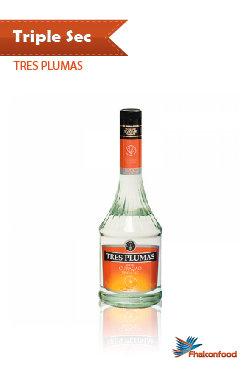 Triple Sec Tres Plumas