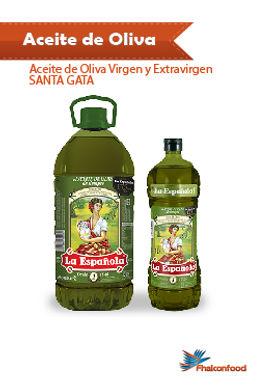 Aceite Oliva Española Extra Virgen