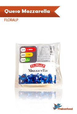 Queso Mozarella Bloque Floralp