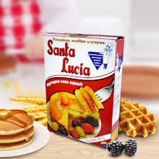 Pancake Completo Mezcla Santa Lucia