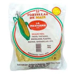 Tortillas de Maiz Mexicanas