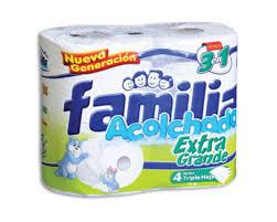 Papel Higiénico Familia