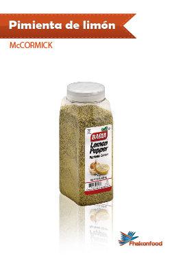 Pimienta de Limón (Lemmon Pepper)