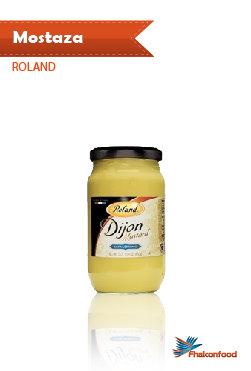 Mostaza Dijon Roland