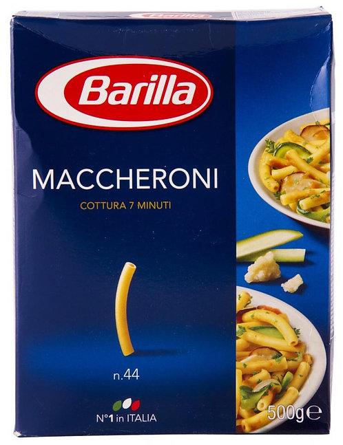 Maccheroni Barilla N.10