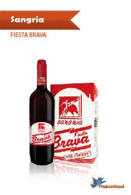 Sangría Fiesta Brava