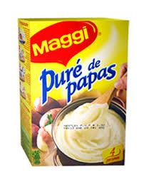Pure de Papa Maggi