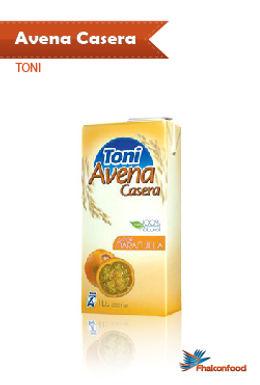 Avena Toni Casera de Frutas