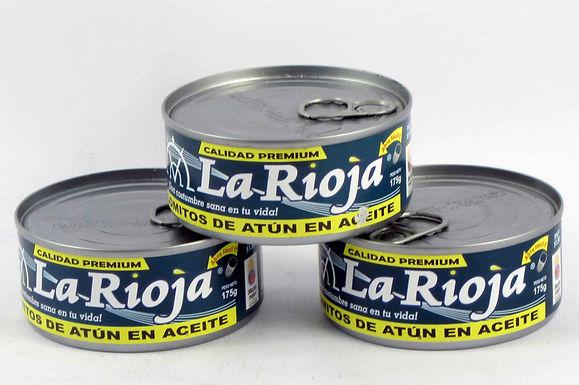Atún en Aceite La Rioja