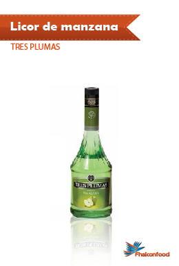 Licor de Manzana