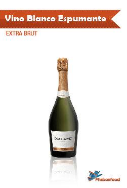 Vino Blanco Espumante Extra Brut
