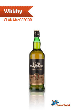 Whisky Clan McGregor