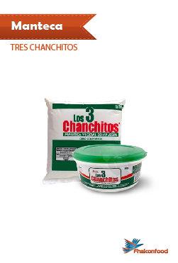 Manteca Tres Chanchitos