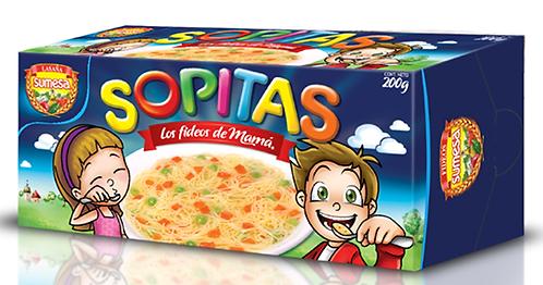 Fideo Sopitas Infantil Sumesa