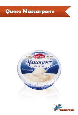 Queso Mascarpone