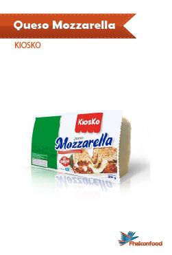 Queso Mozarella Kiosko