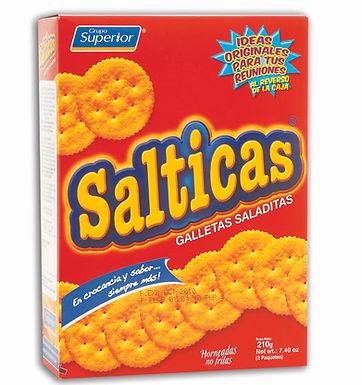 Galleta Salticas