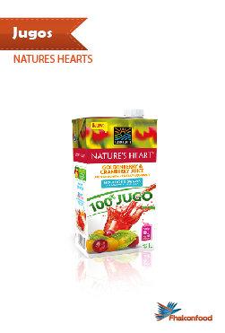 Jugos Natures Heart
