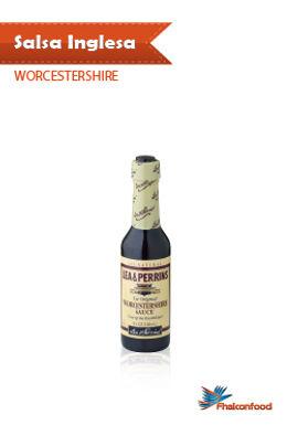 Salsa Inglesa Wortershire