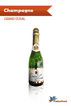 Champagne Gran Duval