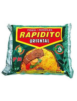 Rapidito Oriental (Pack)
