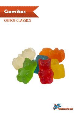 Gomitas Ositos Classic Bears