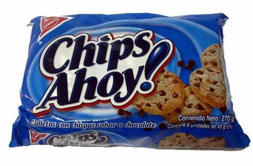 Galleta Chips Ahoy
