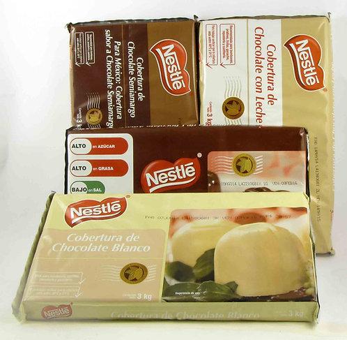 Cobertura Nestlé / Cobertura Chocolate