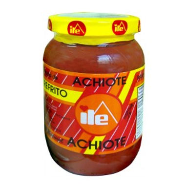 Achiote Pasta Ile