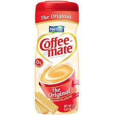 Coffe Mate Original Nestle
