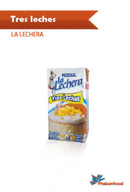 Tres Leches La Lechera