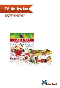 Té de Frutas Natures Heart