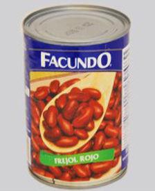 Frejol Facundo con Tocino