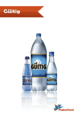 Agua Mineral Güitig