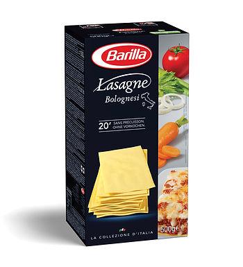 Lasagne Natural Barilla