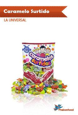 Caramelo Duro La Universal