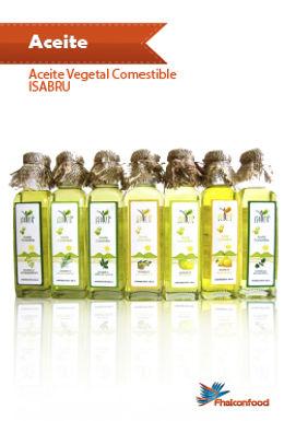 Aceite Vegetal Comestible Isabru