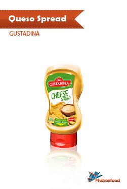 Queso Cheese Spread Gustadina