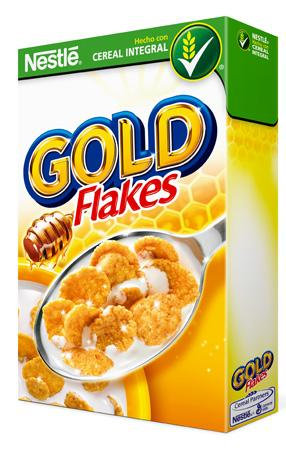Cereal Nestle Gold