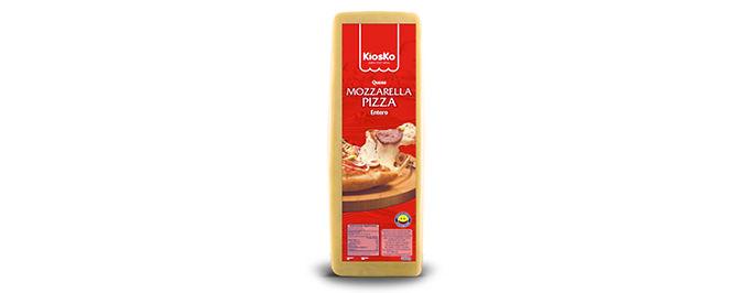 Queso Pizza Kiosko