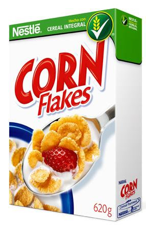 Cereal CornFlakes Nestle Natural