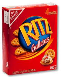 Galleta Ritz
