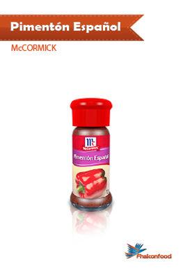 Pimenton Español McCormick