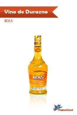 Licor de Durazno Bols
